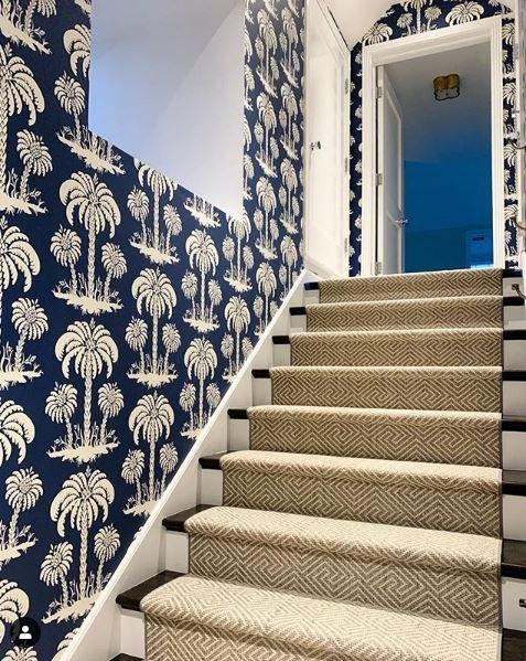 Norfolk Stair Runner Stair runner Shop Tapis