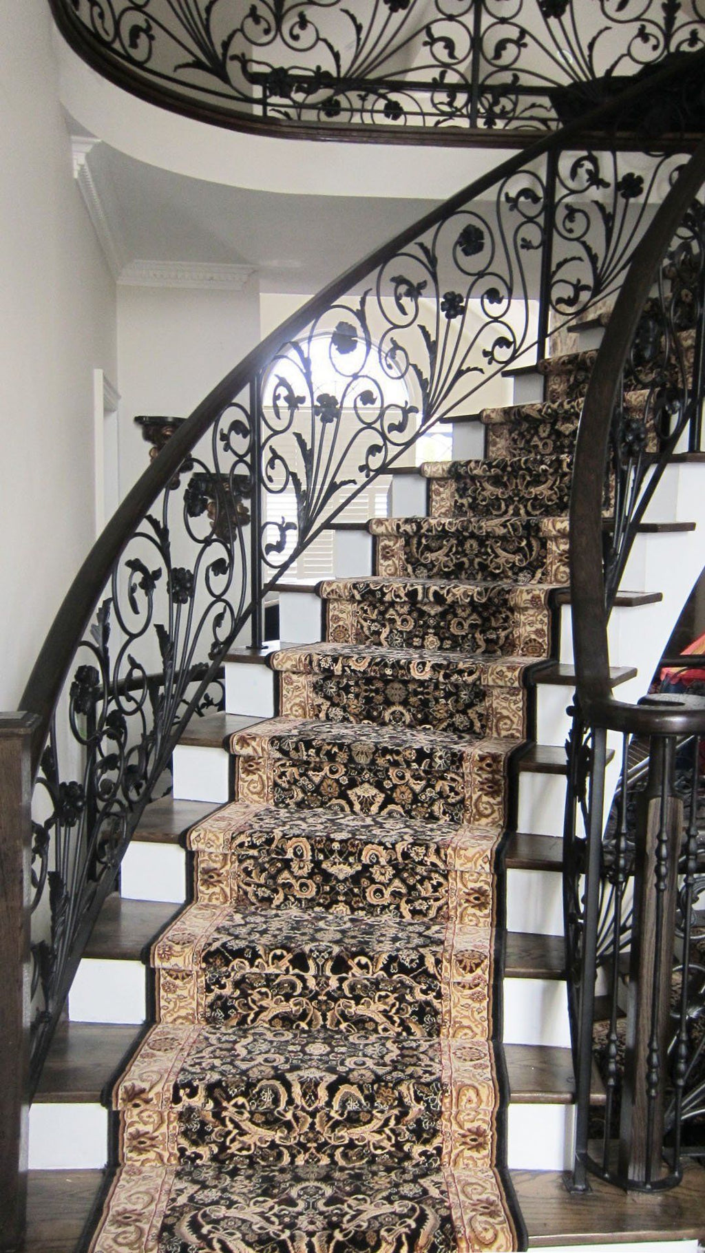 Oriental Stair Runner runner Shop Tapis
