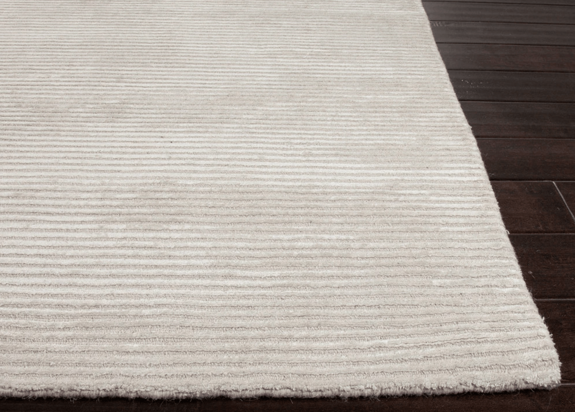 Oxford Ivory Ribbed Rug Sale Shop Tapis