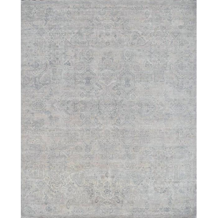 Pearl White Wash Rug Transitional Shop Tapis