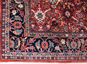Persian Sarough Mahal Rug handmade area rug Shop Tapis