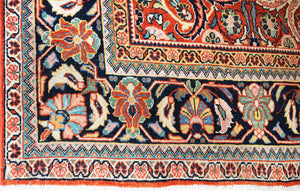 Persian Sultanabad Rug handmade area rug Shop Tapis