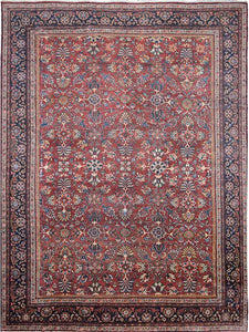 Persian Sultanabad Rug Shop Tapis