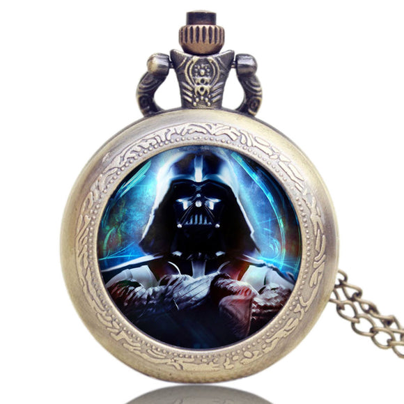 Darth Vader Pocket Watch