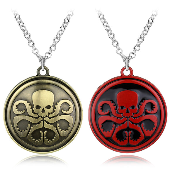 Marvel Hydra Necklace