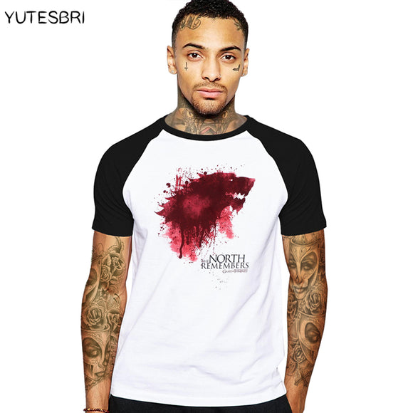 Mens The North Remembers Tee