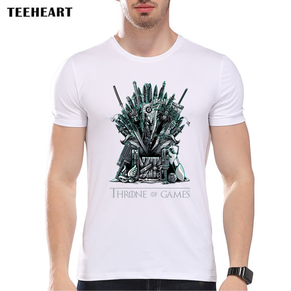 Mens Throne of Games Tee