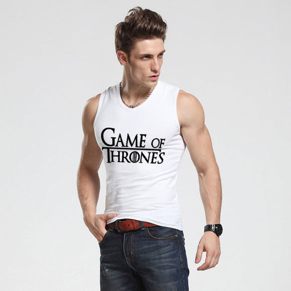 Mens Game of Thrones tanktop