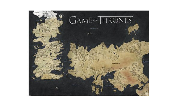 Game of Thrones 40x60