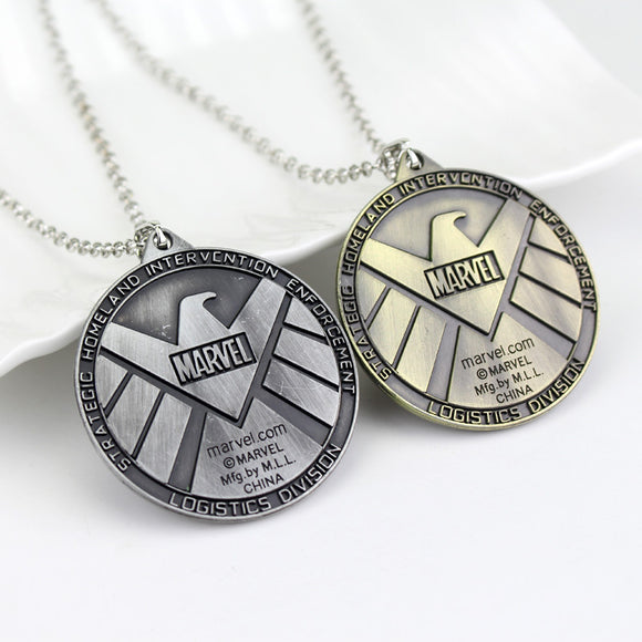 Marvel S.H.I.E.L.D. Necklace