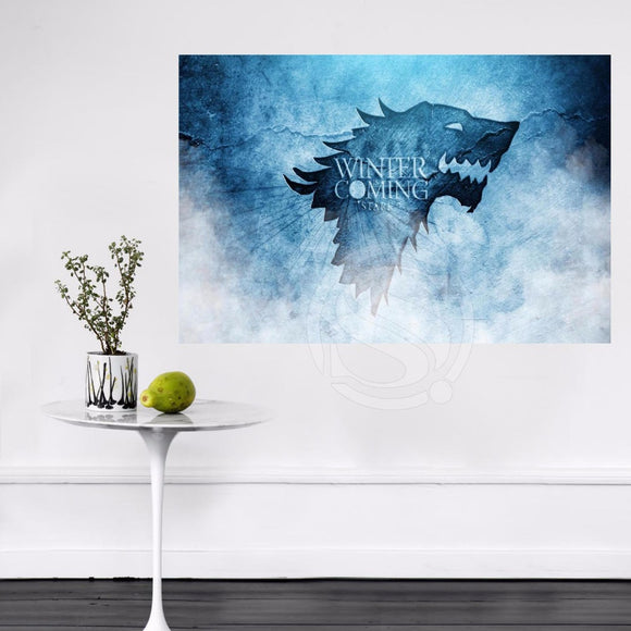 Game of Thrones Canvas poster