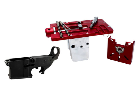 Modulus Arms Router Jig Extreme for AR-15 / AR-9 / LR-308 with 80% Lower Fire/Safe Marked (1-pack)