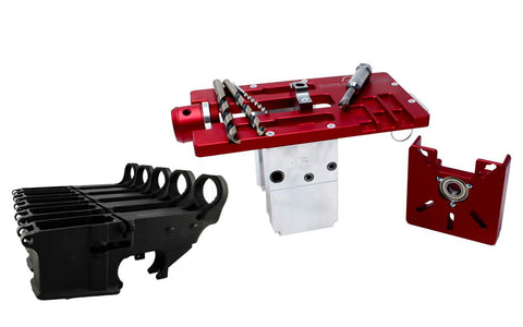 Modulus Arms Router Jig Extreme for AR-15 / AR-9 / LR-308 with 80% Lower Fire/Safe Marked (5-pack)