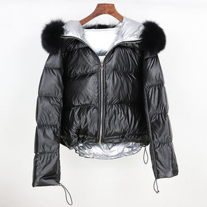 """Balloon"" Bomber Jacket"