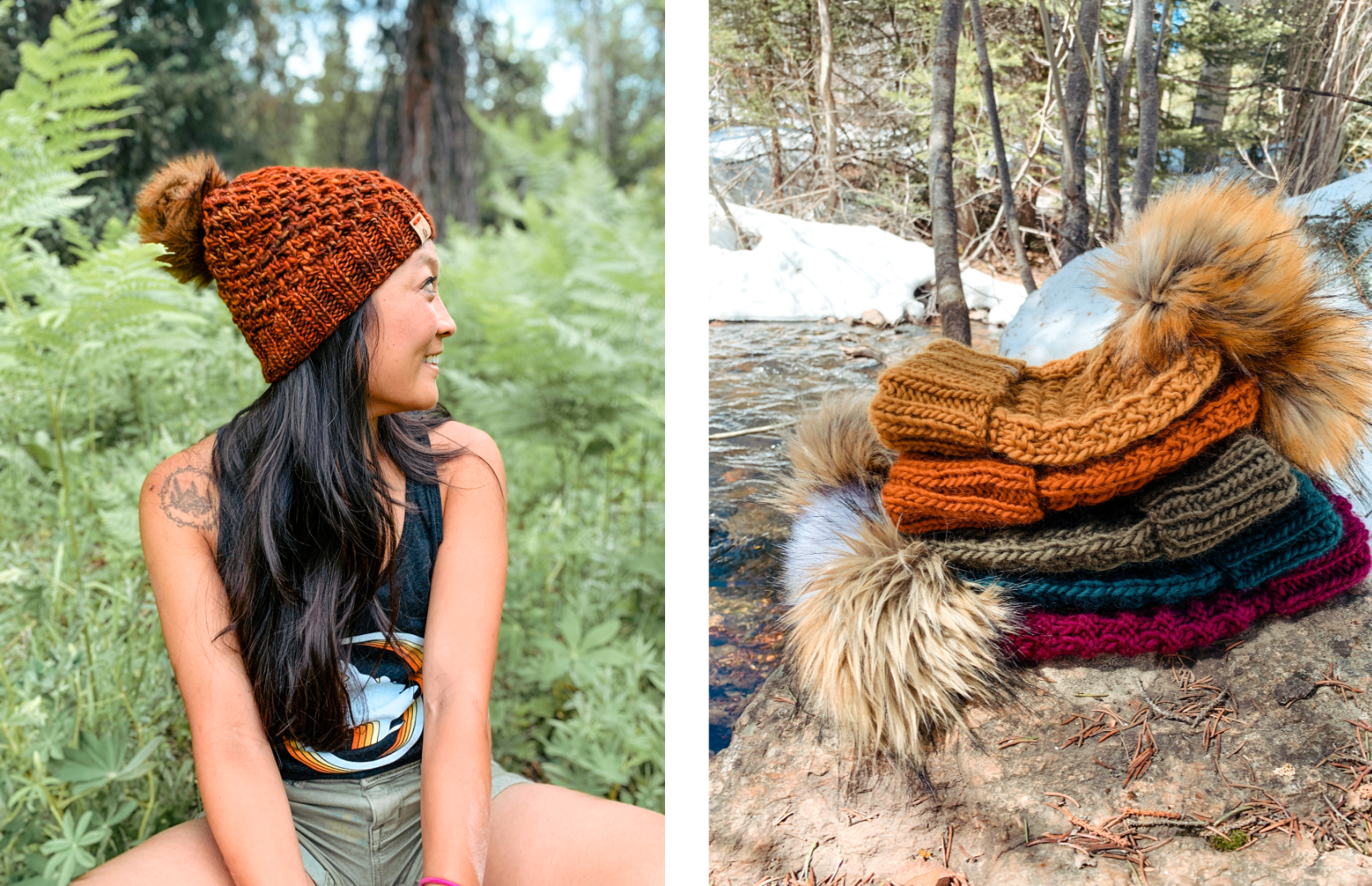 Chereen of Smeeny Beanie Knits