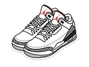 Air Jordan 3 Sticker Pack