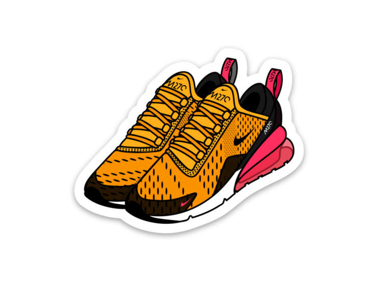 Air Max 270 Sticker