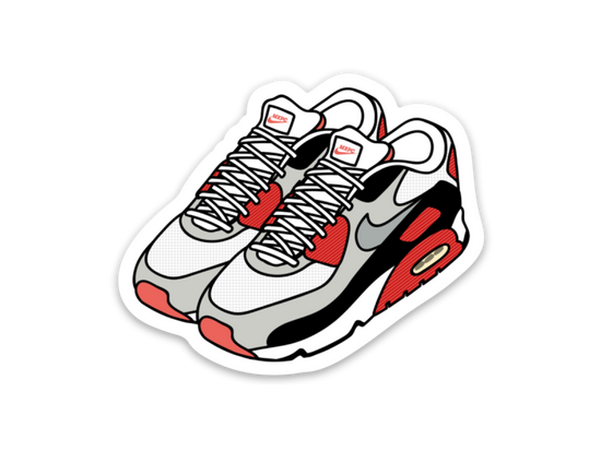 Air Max 90 Sticker