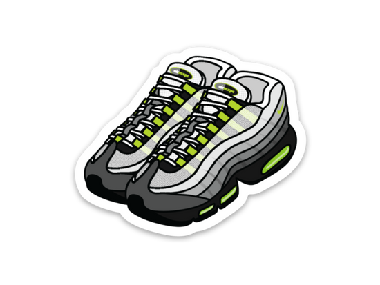 Air Max 95 Sticker