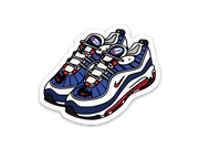 Air Max 98 Sticker