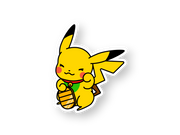 Lucky Chu Sticker