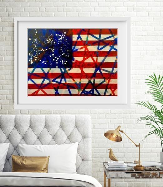 AMERIKAH - Limited Edition Print