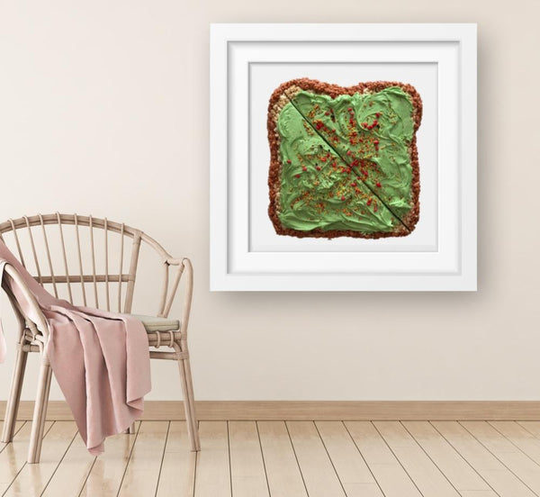 Avocado Toast - Limited Edition Print
