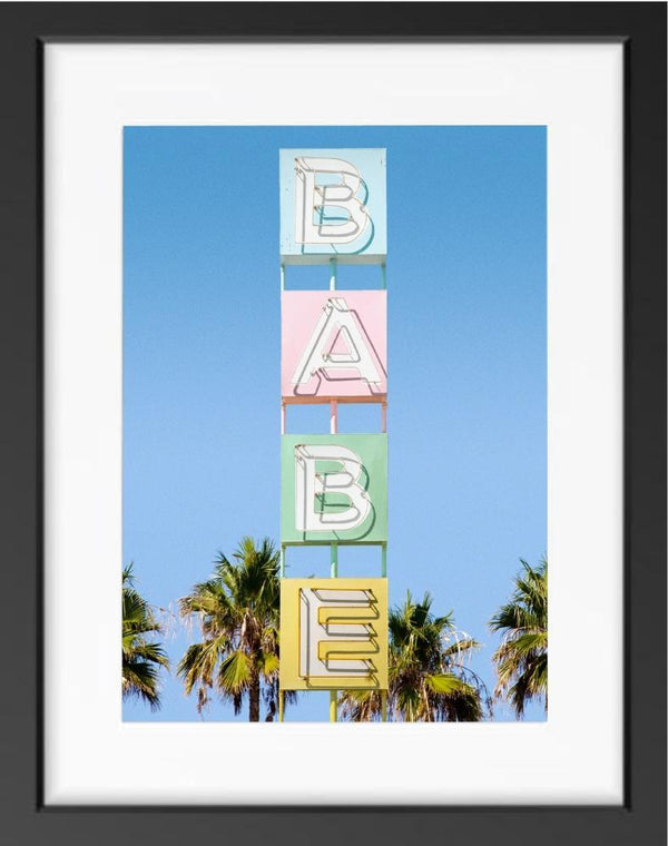 Babe - Limited Edition Print