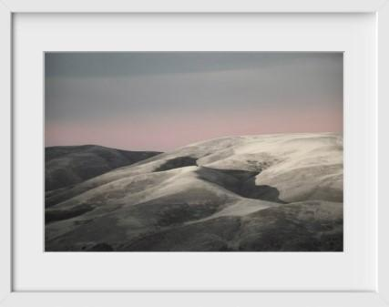 California (Surreal 1) - 14x16 / White Frame / Buy - Limited Edition Print