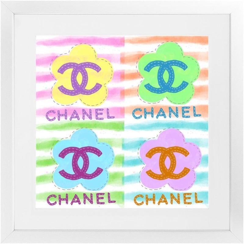 Chanel Daisy - Limited Edition Print