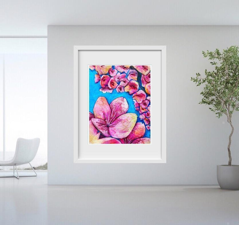 Cherry Blossoms - Limited Edition Print