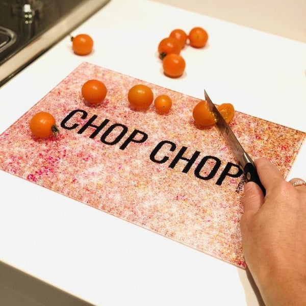 Chop Chop! - Cutting Board
