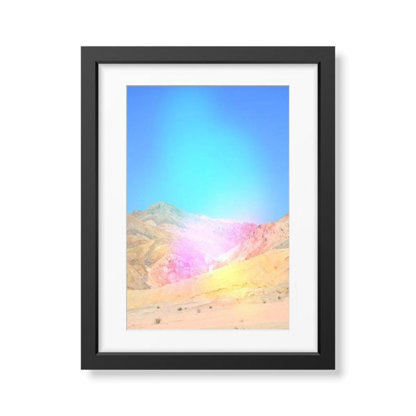 Death Valley (Rainbow 1) - Limited Edition Print