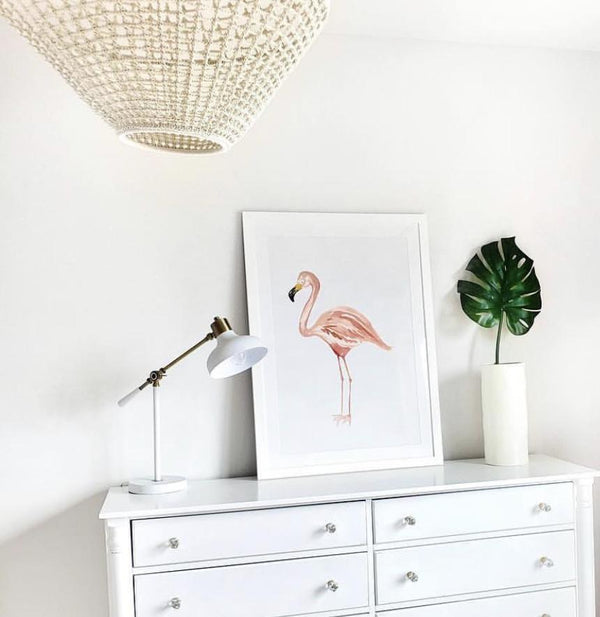 Flamingo - Limited Edition Print