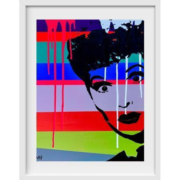 Funny Girl - Limited Edition Print