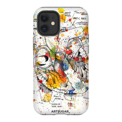 iPhone Case with artwork by Mike Natter - 12