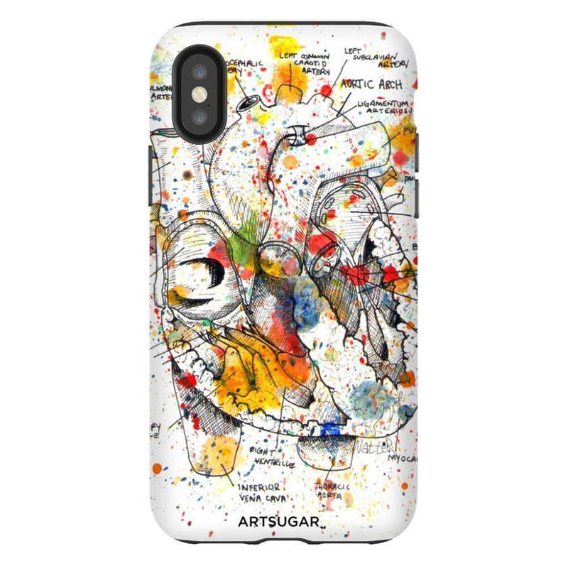 iPhone Case with artwork by Mike Natter