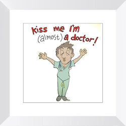 National Doctors Day - Limited Edition Print