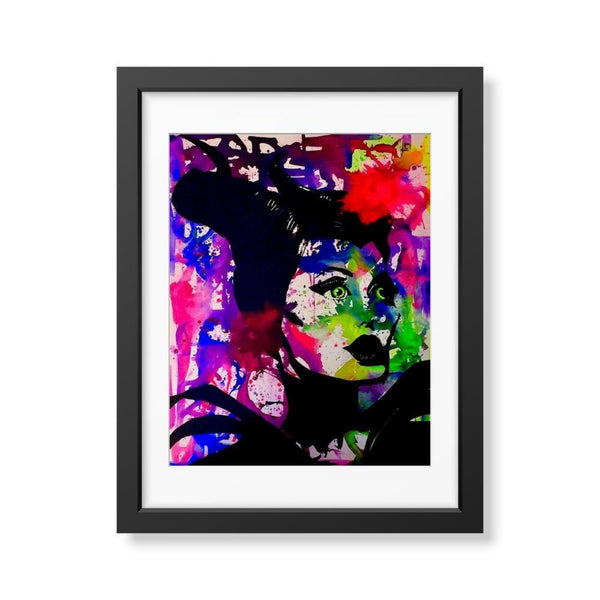 RHOFK (Maleficent) - Limited Edition Print