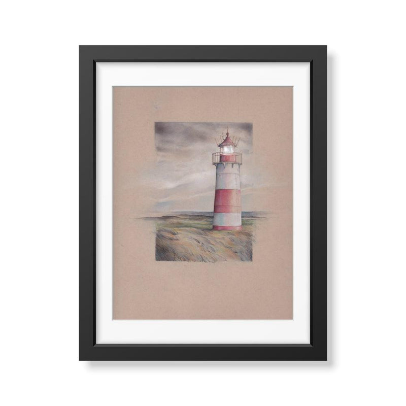 Schleswig-Holstein Lighthouse Germany - Limited Edition Print