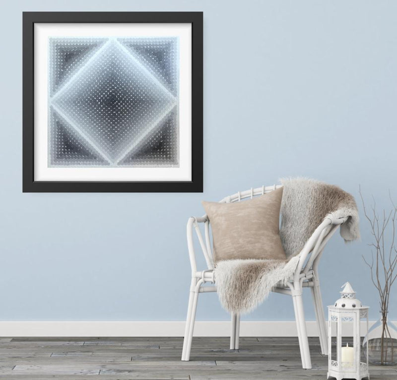 SHADES OF GREY - Limited Edition Print