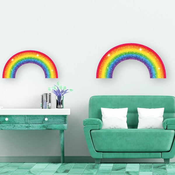 Sparkle: Acrylic Mountable Rainbow