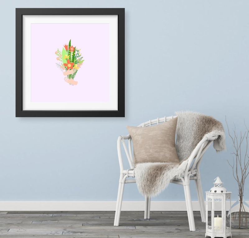 Treat Yourself - Limited Edition Print