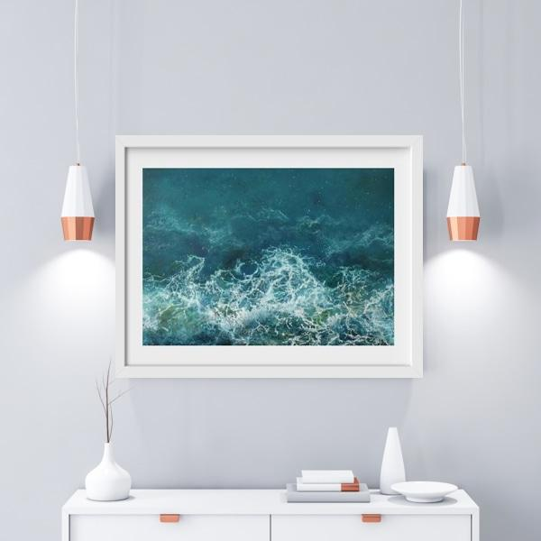 Tropical Surge - Limited Edition Print