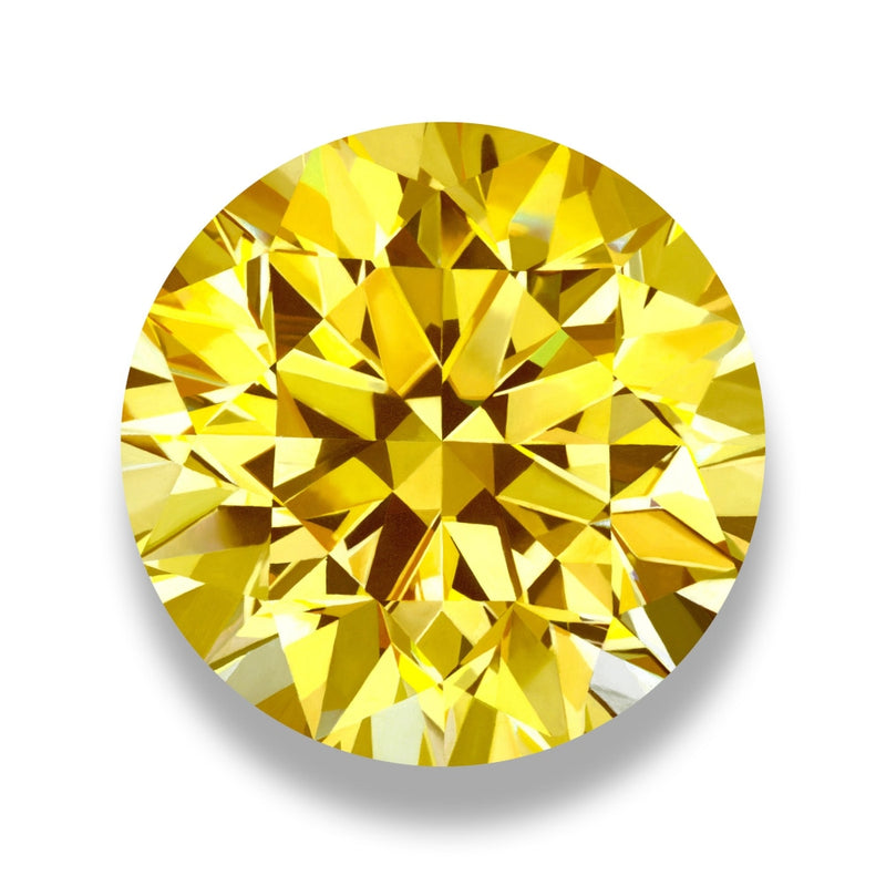 Yellow Diamond - 10 inch