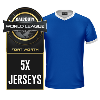 CWL FW - 5 Jerseys + Design