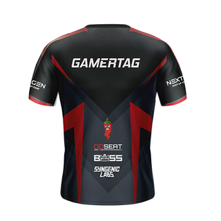 Team Vacant Gaming Jersey