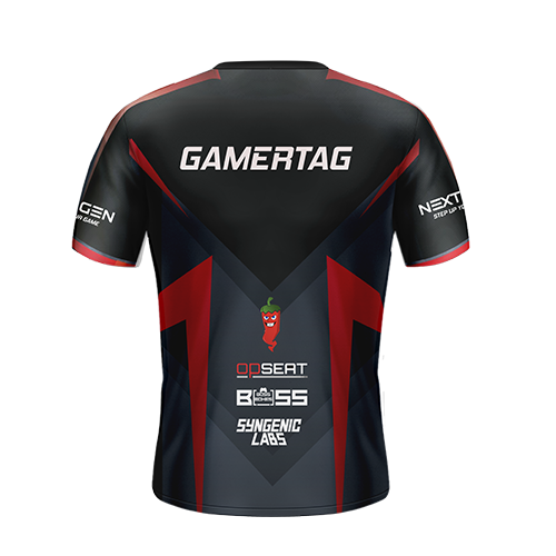 Team Vacant Gaming Jersey - Next Generation Clothing
