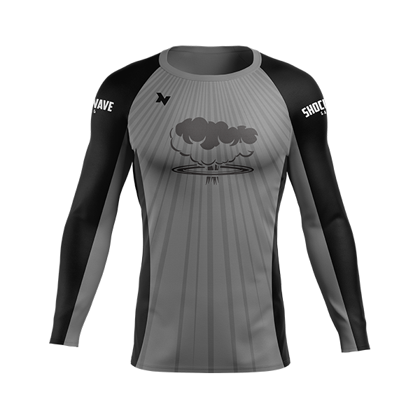 Shockwave Grey/Black Baselayer