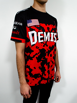 Demise 2019 Jersey